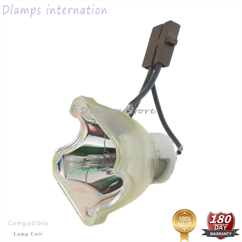 Image 2 - High Quality VT80LP Projector Bare Lamp / Bulb For NEC VT48 VT48+ VT48G VT49 VT49+ VT49G VT57 VT57G VT58BE VT58 VT59-in Projector Bulbs from Consumer Electronics