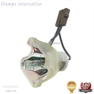 Image 2 - Wysokiej jakości VT80LP nagie lampa projektora/żarówka dla NEC VT48 VT48 + VT48G VT49 VT49 + VT49G VT57 VT57G VT58BE VT58 VT59
