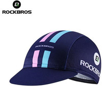 ROCKBROS Quick Dry Cycling Cap Bike Headband Bicycle Helmet Wear Running Equipment Hat Multicolor Free Size