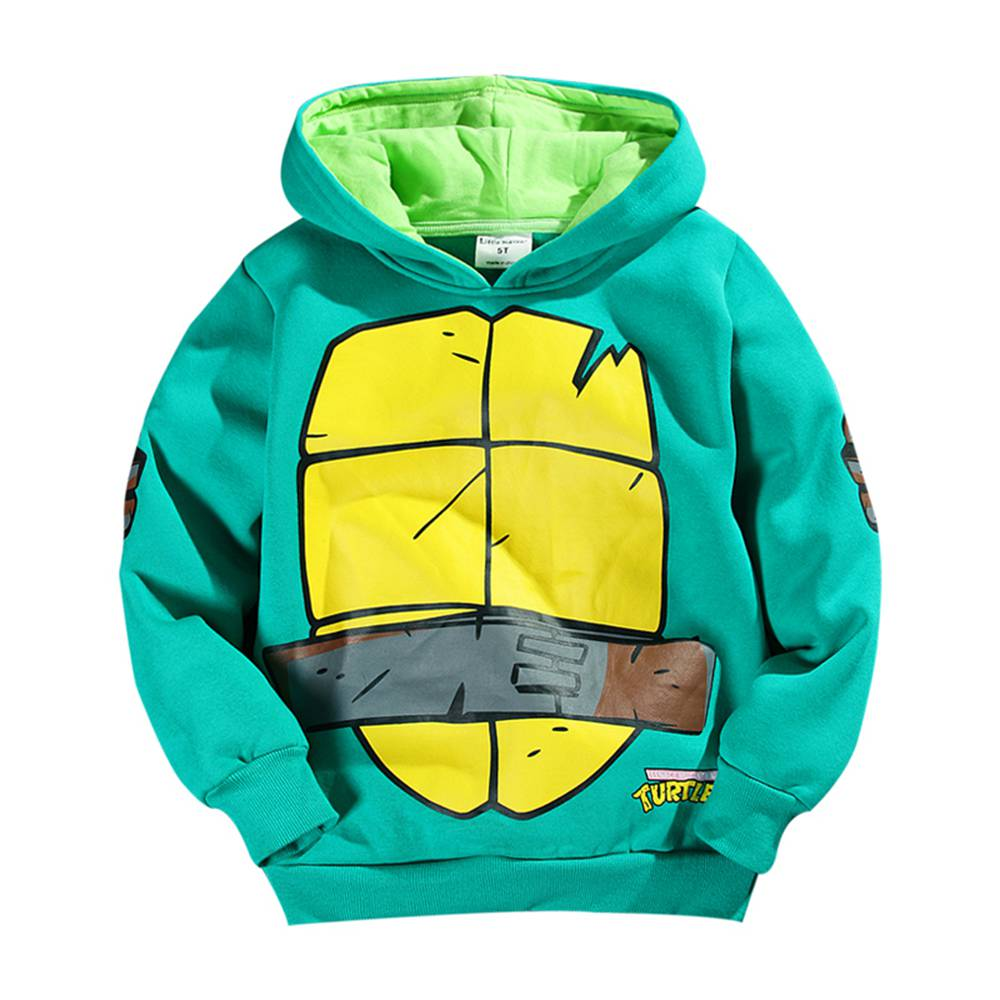 Cartoon Toddler Hoodie Cosplay 2018 Kids Unisex Hooded Pullover Cartoon Hooded Sweatshirt Kids Cosplay Hoodie Toddler Boy Girl
