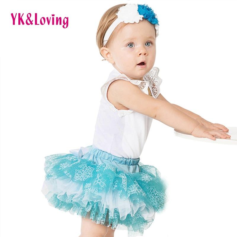 0-2Y Cute Toddler Newborn Baby Girl Dance Tutu Skirt Headband Photo Prop Costume Outfit Casual Princess Christmas 3Pcs Baby Gift