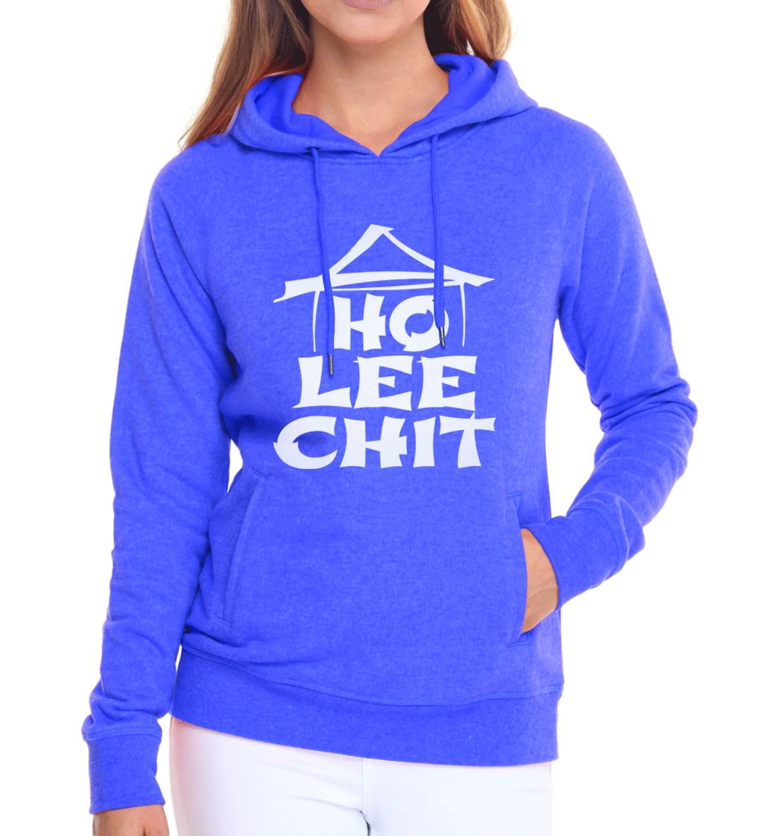 fitness bodybuilding pullovers Ho Lee Chit printing sweatshirts women brand tracksuits 2019 fashion autumn winter fleece hoodies