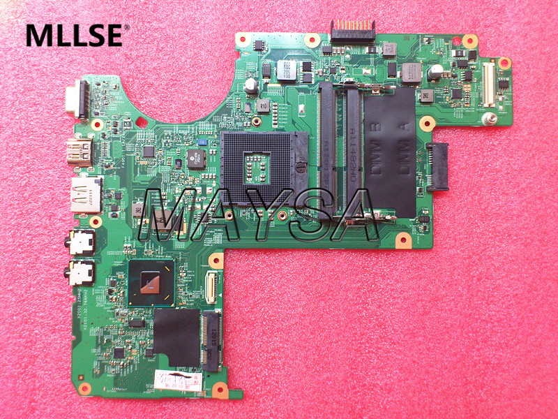 High Quality 0MNYNP CN-0MNYNP MOTHERBOARD Fit for Dell Vostro 3350 Notebook PC Main Board HM67 DDR3 0mnynp mnynp main board fit for dell vostro 3350 notebook pc motherboard hm67 ddr3 gma hd 3000
