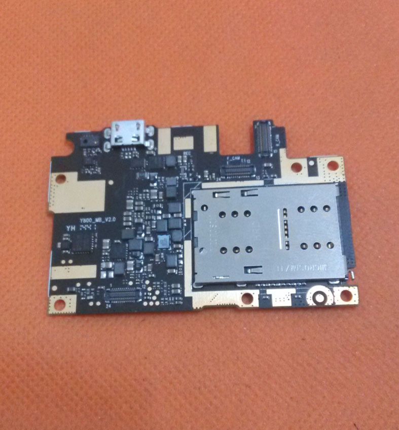Used Original mainboard 2G RAM+16G ROM Motherboard for UMI Zero 5.0 FHD 1920x1080 MTK6592 Octa Core Free shipping