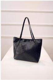 2018 ALOHAKIM The New Fashion Shoulder Bag CASUAL tote Handbag wallet