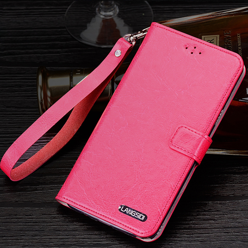 Fashion plain weave mobile phone case for xiaomi 8 hand made mobile phone shell magnetic buckle lanyard protective coverFashion plain weave mobile phone case for xiaomi 8 hand made mobile phone shell magnetic buckle lanyard protective cover