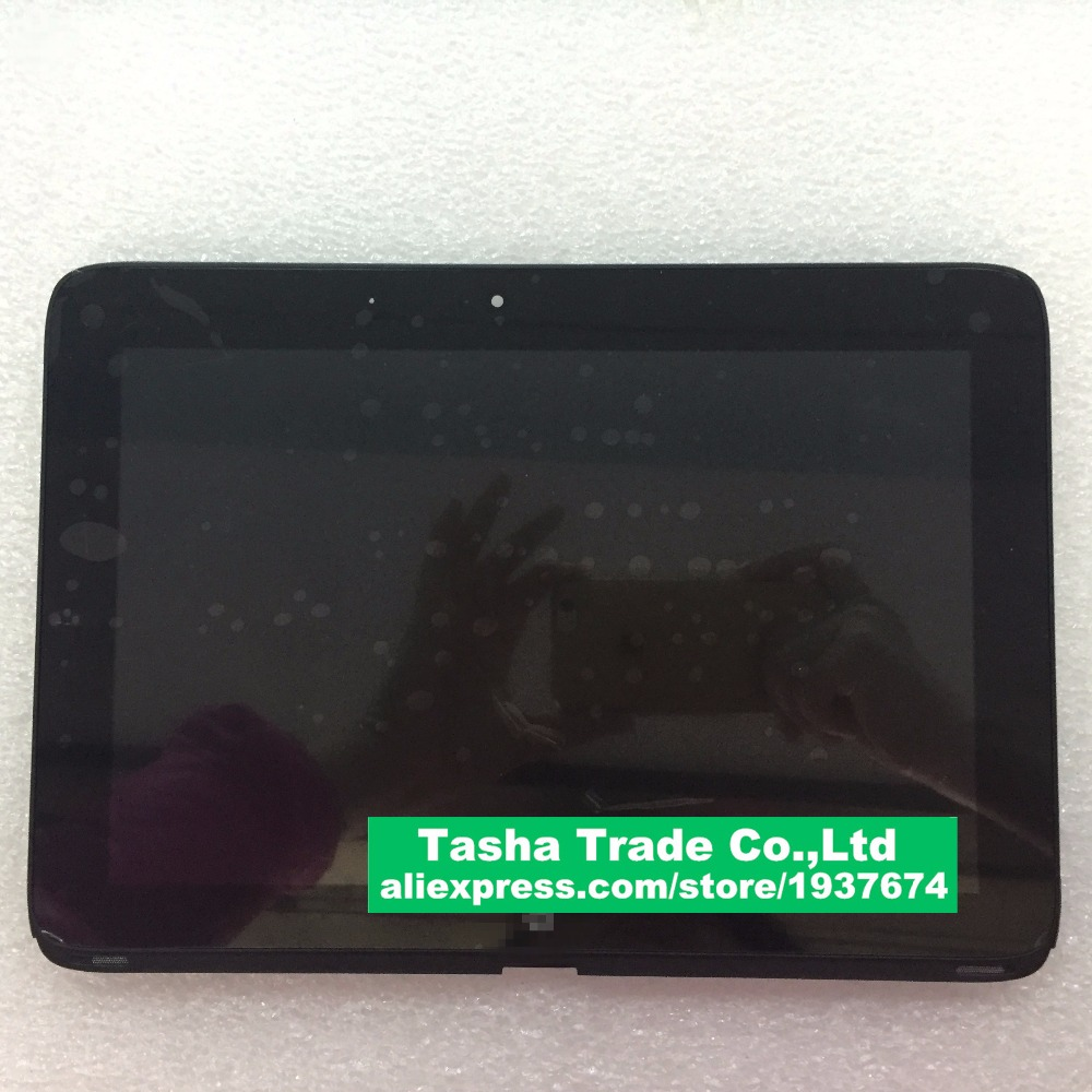 10.1 Free shipping wholesale assembly for HP slatebook 10 X2 touch +LCD digitizer lcd panel