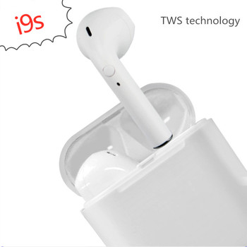 tcunpt new i7 i9s i8x wireless bluetooth earphone in ear invisible earbud headphone stereo headset for iphone sumsaung xiaomi i9s TWS Mini Wireless Bluetooth Earphone Stereo Earbud Headset with mic invisible Bluetooth Handfree Car Kit for Smart Phone