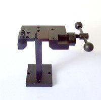 Universal Diesel Common Rail Injector Shelf Fix Stand Holder Clamping Fixture Metal Vise Grip Tool Kits.common rail repair tool