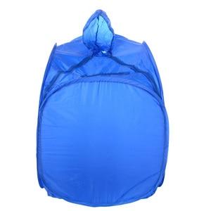 Image 3 - أزرق اللون المحمولة قابلة للطي صندوق ساونا البخار Saune الجسم