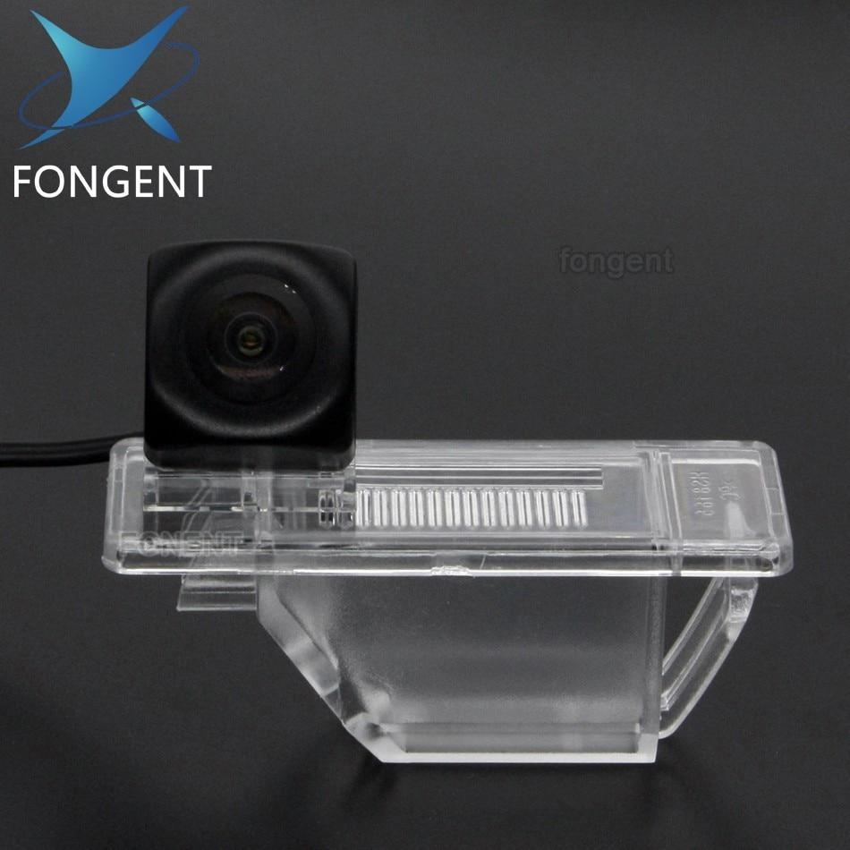 HD 170 Degree 1080P Fisheye Lens Starlight Vehicle Reverse Parking Rear View Camera For Nissan Qashqai X Trail Geniss Pathfinder