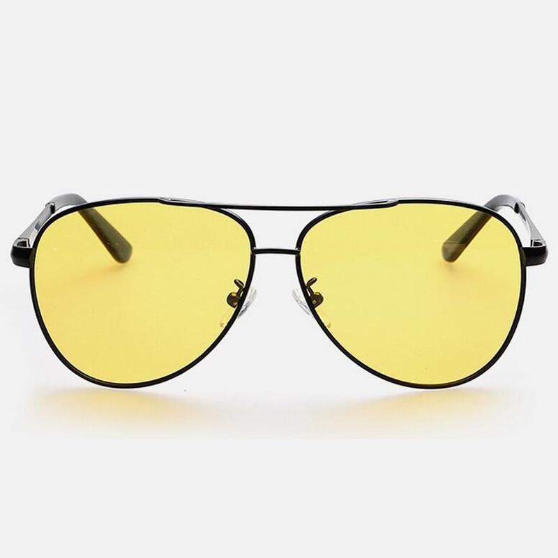 816083eb935 Yellow Lens Polarized Sunglasses Men Women Night Vision Goggles Driving  Glasses Driver Polaroid Sun Glasses UV400-in Sunglasses from Apparel  Accessories on ...