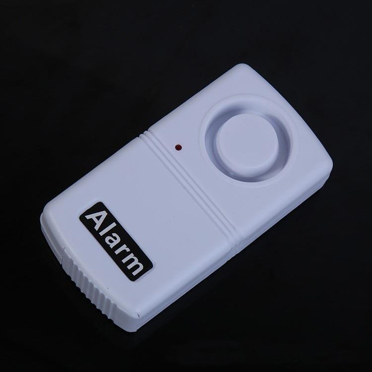 Sirena de bocina de alta voz de 120 dB para sistema de seguridad del hogar rojo cable de 72 mm alarma de sonido DC12 V 24 V 5 V de protecci/ón