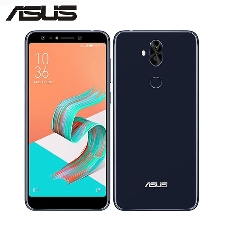 Global Versão ASUS ZenFone 5 Lite ZC600KL 4G LTE Mobile Phone 4 GB GB 4 Câmera 64 20MP NFC 6.0