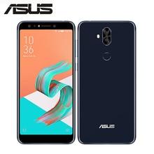 Глобальная версия ASUS ZenFone 5 Lite ZC600KL 4G LTE мобильный телефон 4 Гб 64 Гб 4 камеры 20MP NFC 6,0 «экран 1080 P ZenFone 5Q/5 Селфи