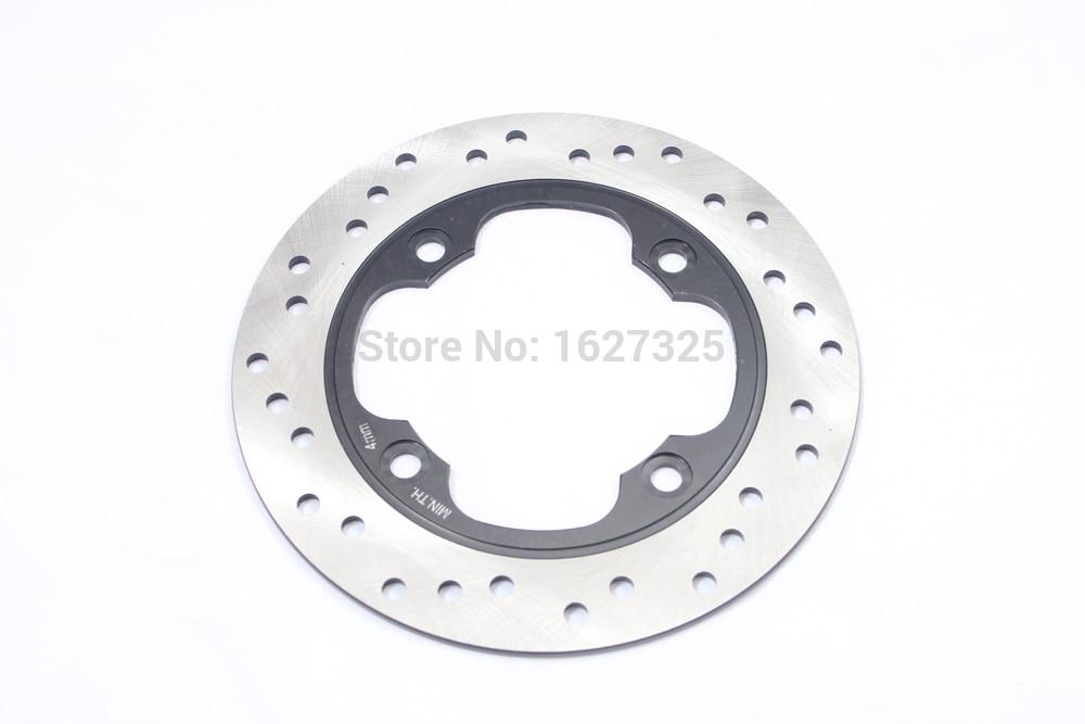 Мотоцикл заднего тормозного диска ротора для Honda CB600 CBR600F Ф3 CBR600R F4 и F4I CBR900RR 929 954 CBR1000RR переписка универсальный