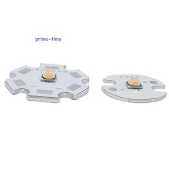 100PCS Epistar 3535 3W Full Spectrum 400nm-840nm Plant Grow Light Source With 8mm 12mm 14mm 16mm 20mm PCB Wholesale