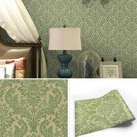 40x320CM Self Adhesive Waterproof Wallpaper Door Wardrobe Room PVC Wall Papers TB Sale