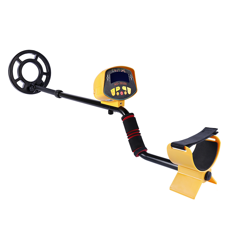 Professional Metal Detector MD3010II Underground Metal Detector Gold High Sensitivity and LCD Display MD-3010II Metal Detector цена