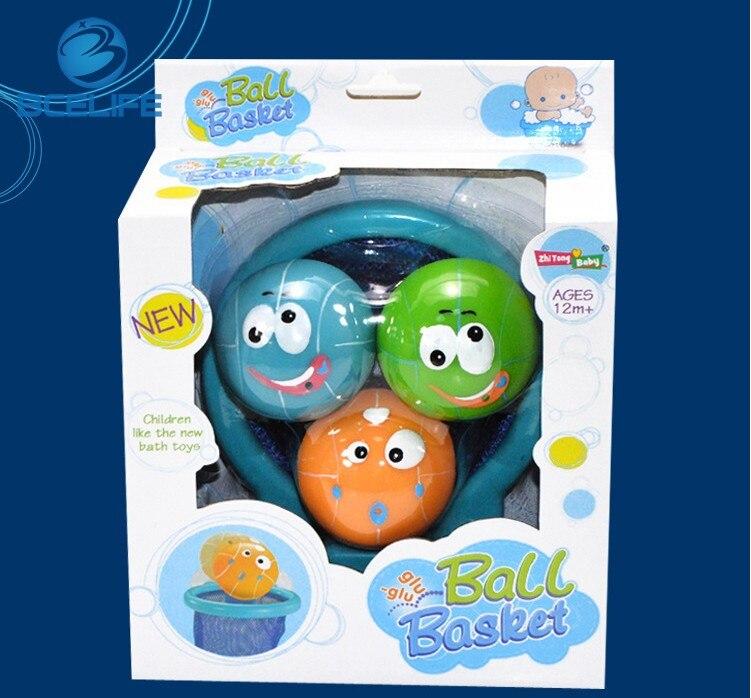Newest Cartoon Baby Shower Bath Toys 22*17*8cm Color Kid\'s ...