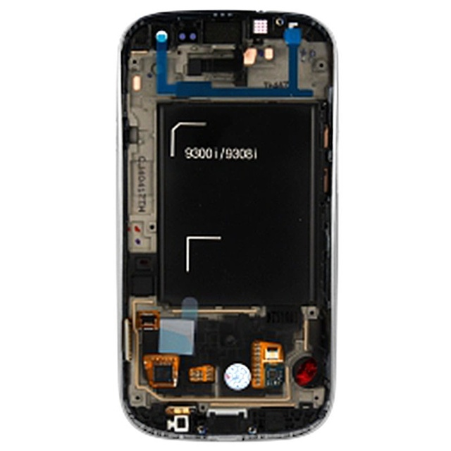 "4.8""Amoled For Samsung Galaxy S3 Neo I9300i I9308i I9301i i9301 Lcd Display Touch Screen Digitizer With Frame Black/White color"