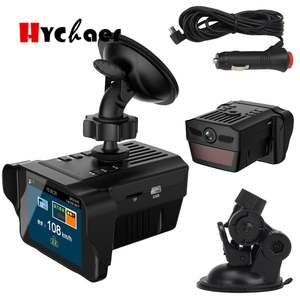 1080 P Speed anti Radar 3 City Mode 1 Highway Mode laser Car DVR Radar Detectors