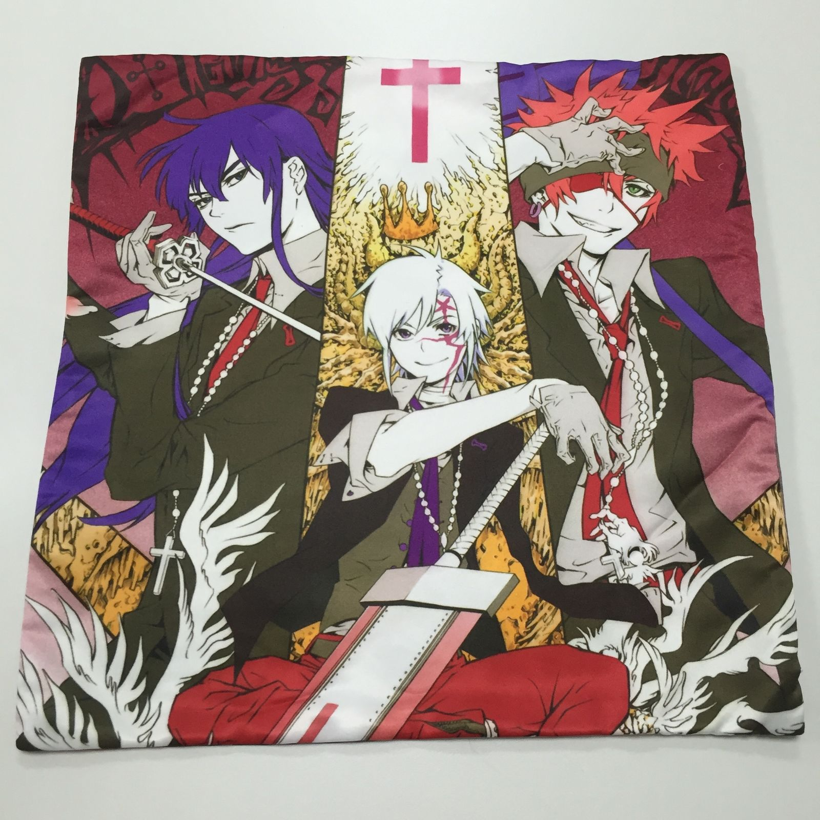 Anime D.Gray-man two sided Pillow Case Cover 221