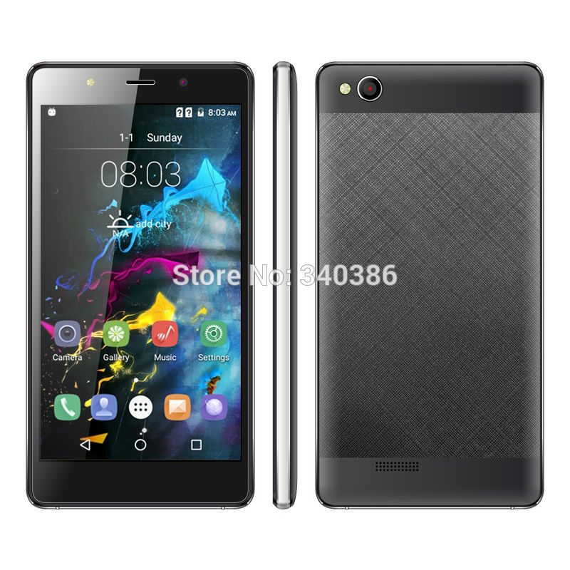 bilder für Original VO-COM C10 6 Zoll SC7731 Quad Core 512 MB RAM 4 GB ROM Handy 3G Handy Android 6.0 Kein GPS X-BO O1 Improver