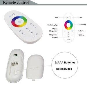 Image 5 - شريط مصابيح LED 10m 20m 25m 30mخزف RGB RGBW مجموعة مقاوم للماء 5050 مرنة 300LED شريط 5m IP65 مجموعة شرائط حبل LED