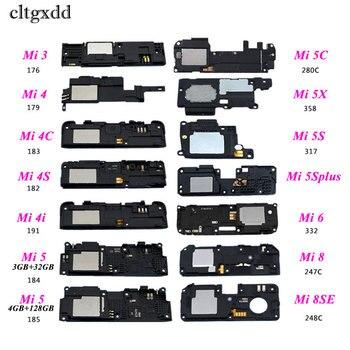 cltgxdd For Xiaomi Mi 3 4 4C 4S 4I 5 5S Plus 5C 5X 6 8 8SE Mi3 Mi4 Mi5 Mi6 Buzzer Loudspeaker Ringer Loud Speaker Replacement
