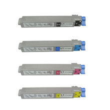 1 unids cartucho de tóner Para OKI C9650 C9600 C9800 C9850 impresora Láser