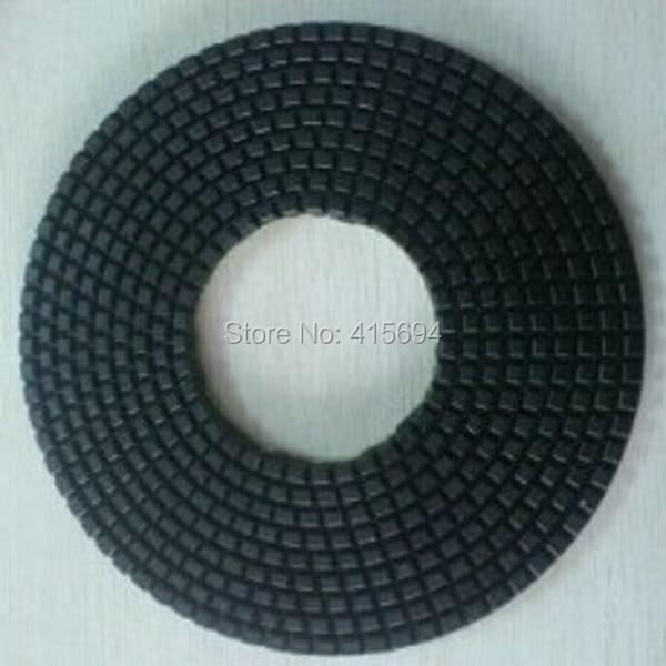 5 pcs/lot 270mm tampon de polissage diamant flexible humide 10 5/8
