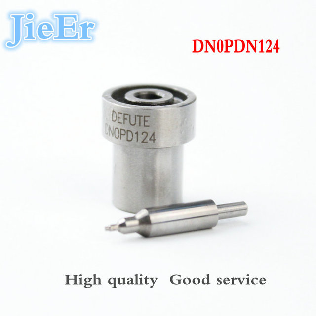 Fuel injector nozzle DNOPDN124 / DN0PDN124 for ISUZU 4JG2-TC