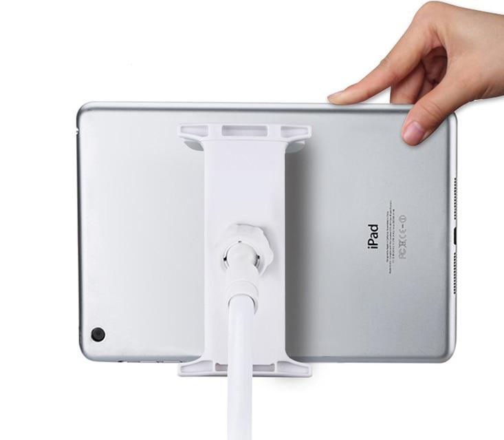 360 Rotación Flexible 80 cm Brazo largo de aleación de aluminio - Accesorios para tablets - foto 4