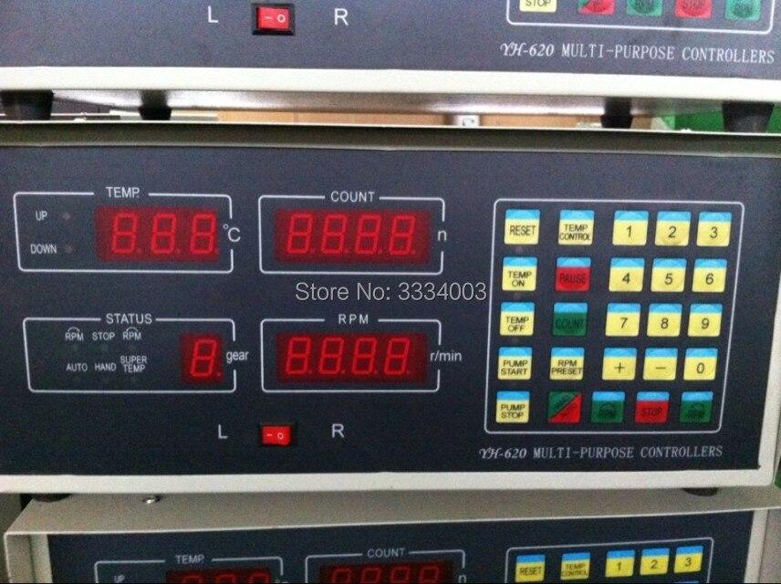 diesel fuel injection pump test bench digital instrument controller diesel test bench part