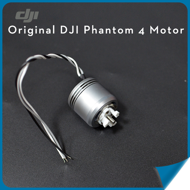 Original dji cw ccw 2312 s motor sin escobillas para dji phantom 4 quadcopter multirotor (en stock)