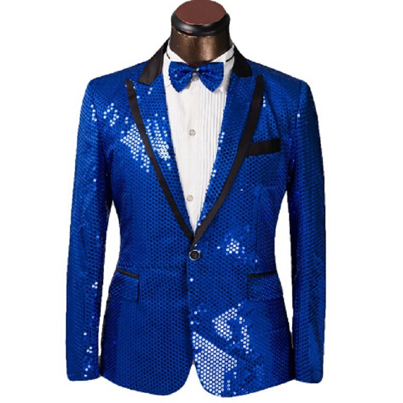 New Mens One Piece Suit Fashion
