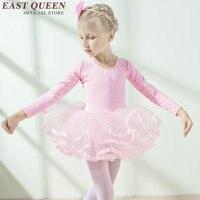 Girls kids Ballet dance dresses children girls Tutu dress cotton skirt Ballet leotard children Ballet dancing Wear DD234 F