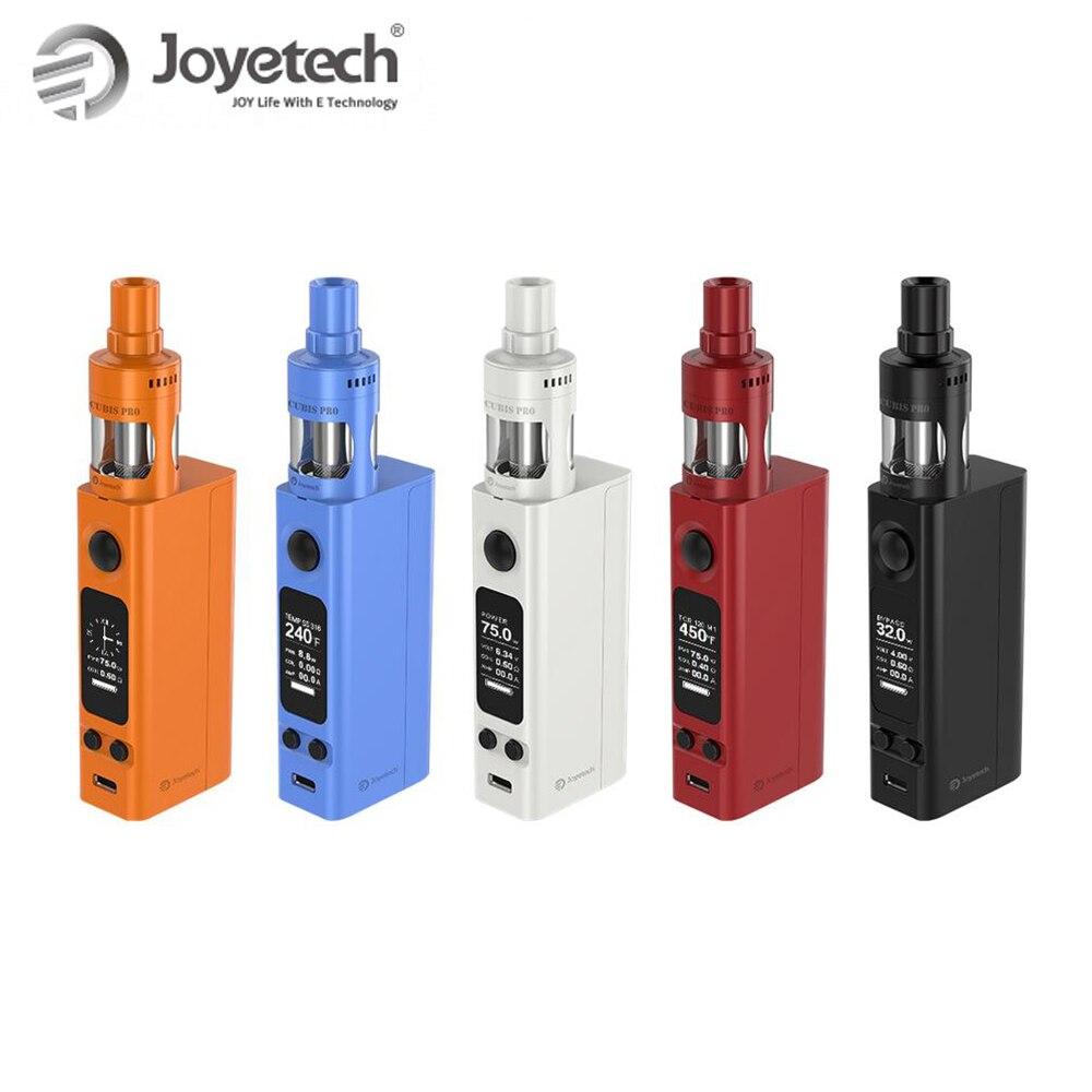 Vendita calda! originale Joyetech eVic VTwo Mini con CUBIS Pro 60 W 4 ml E-succo di Capacità superiore metodo di riempimento Elettronico sigaretta