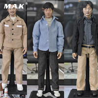 In Stock KMF040 KMF041 KMF042 1/6th Korean Super Star 12inch Whole boxed Action Figures for Collection Model Toys