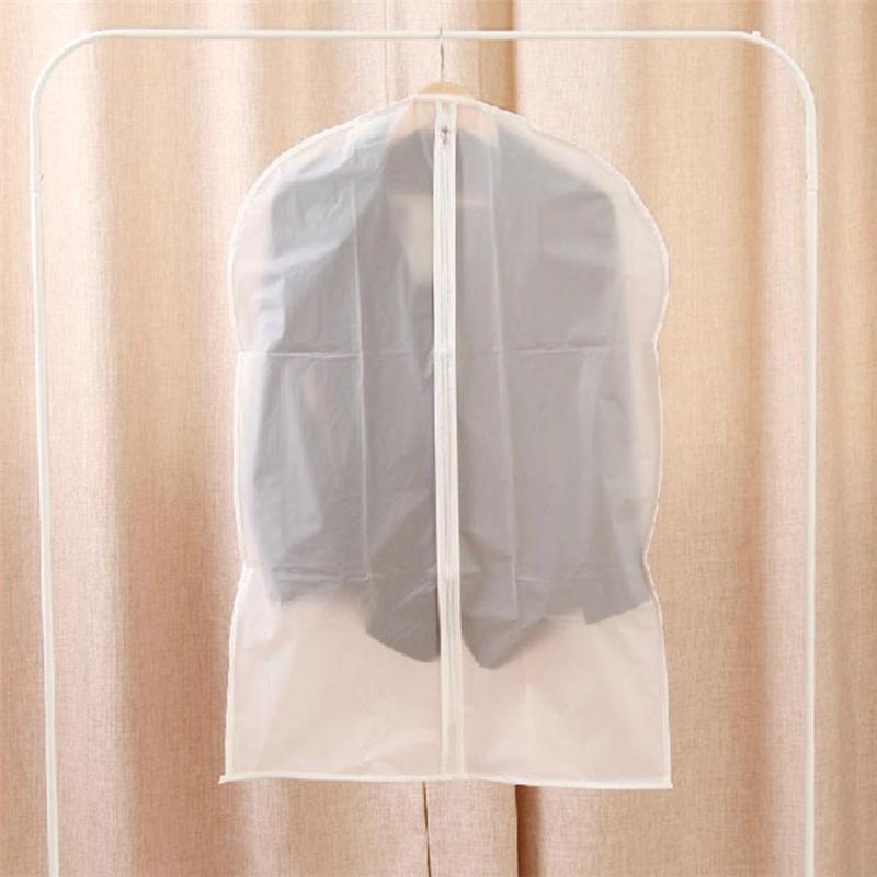 New Creative Reuse Garment Suit Dress Jacket Clothes Coat Dustproof Cover Protector Travel Bag  Wear-resistant hot Bags C0226   02
