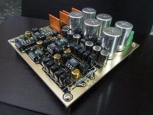Image 2 - System Hi Fi przedwzmacniacz z regulacją wzmocnienia wiele wstępnie Amp PCB/DIY zestaw/deska