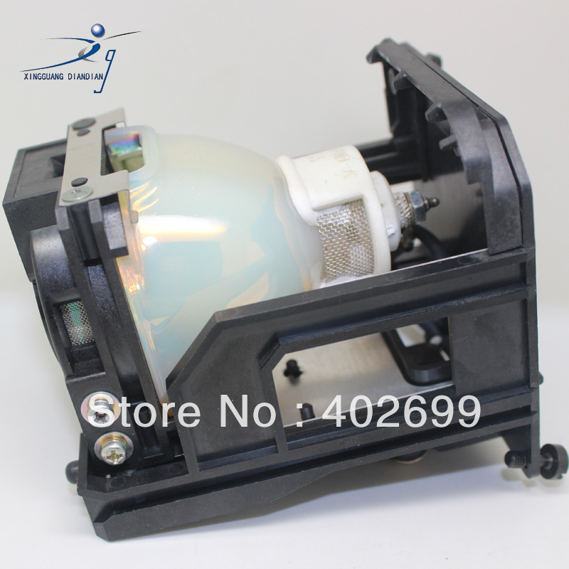 projector lamp bulb VT60LP VT660 VT660K for NEC with housing high quality manufacturer projector lamp bulb np24lp for nec pe401h projector bulb lamp with housing free shipping
