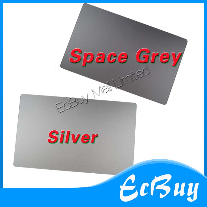 New silver Space Gray Grey for MacBook Pro Retina 13.3 A1706 A1708 Force Touch Pad Touchpad Trackpad MLL42 MPXQ2 MLH12 MPXV2