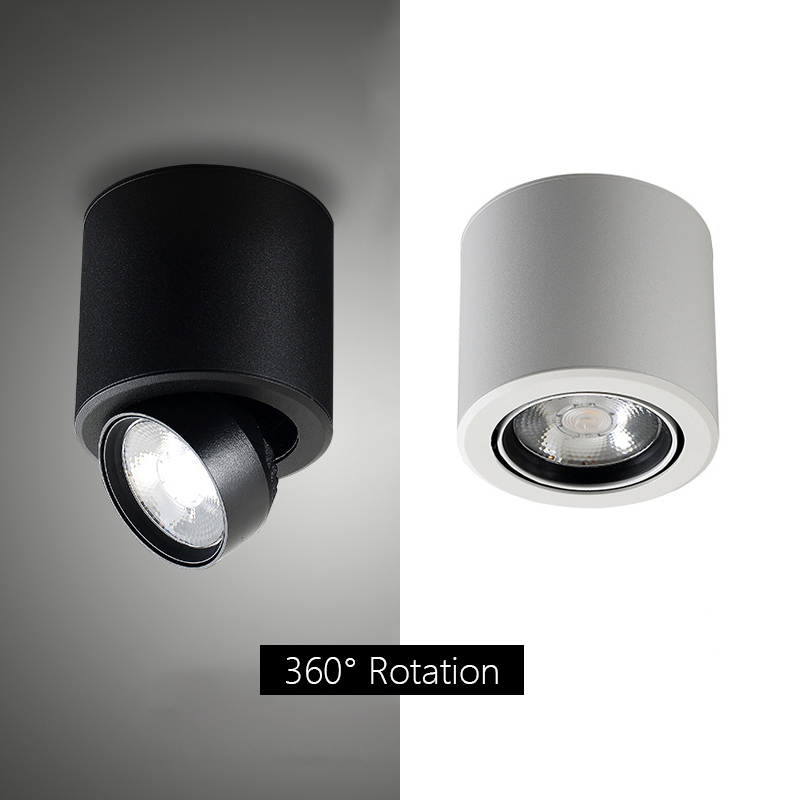 warm white 3000k 7w led spotlight ceiling wall mounted led track lighting rotatable angle adjustable led light for background photos home and hotel black body wall lights bonsaipaisajismo lighting ceiling fans