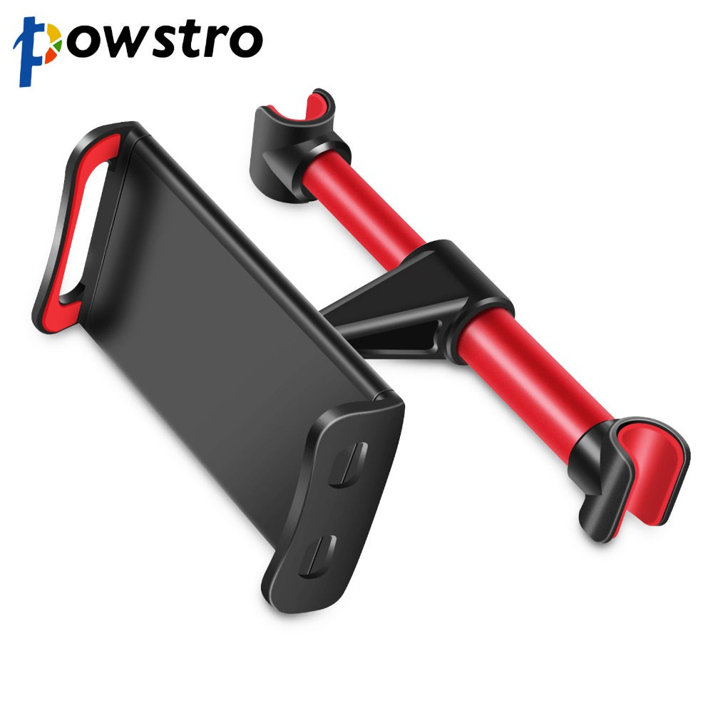 Mounting-Bracket Phone-Holder Tablet Headrest Car-Stand-Seat Car-Rear-Pillow iPad Mini