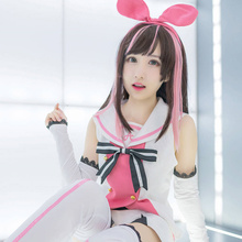 Kizuna AI cosplay costumes Japanese Virtual YouTuber A.I.Channel clothing Halloween costumes Spot supply