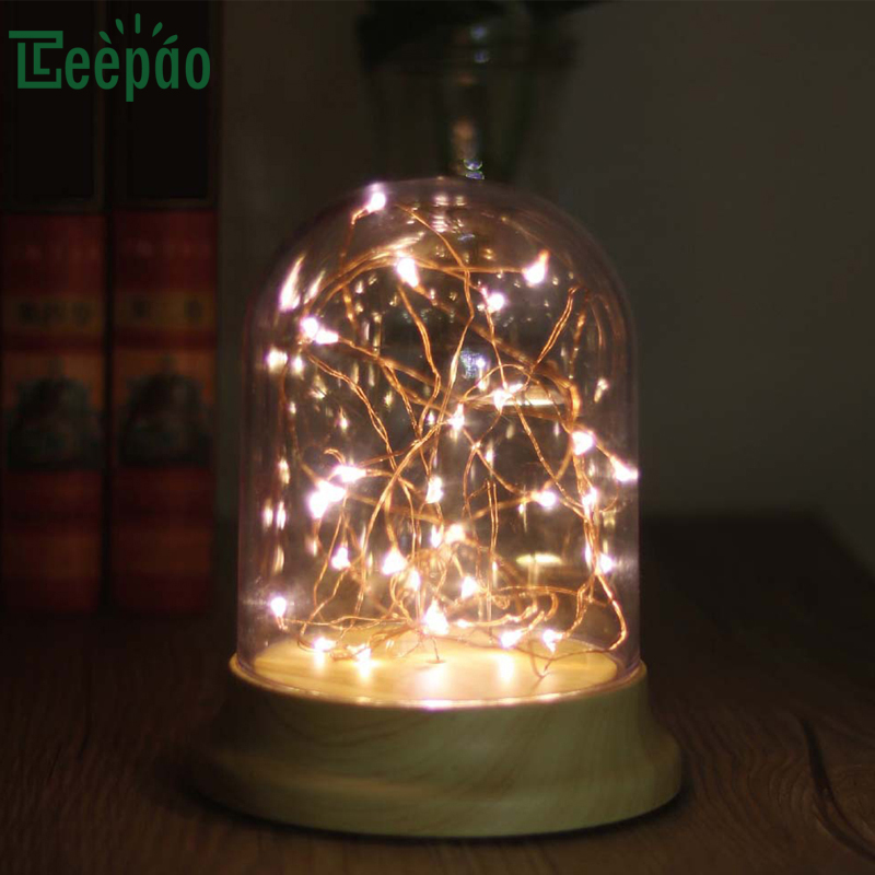 Fire tree silver flower night light Home Living Decoration Bedroom Bedside Lamp Romantic Night Light battery Is Not Included
