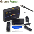 3pcs/lot V8 Super BOX HD Satellite Receiver + 1piece WIFI DVB-S2 Tuner openbox v8 Super Combo Support USB wifi
