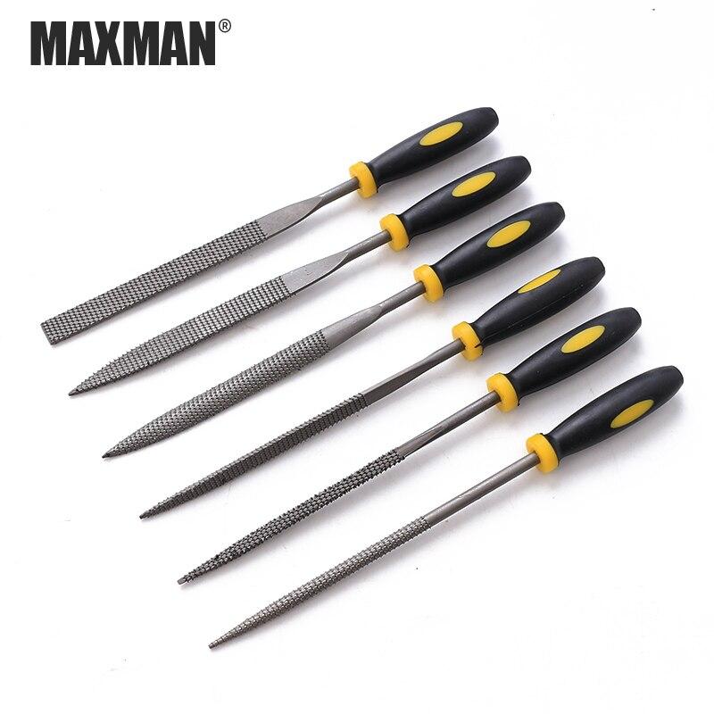 4 In 1 Mini Set Werkzeuge Diy Legierung Platz Flache Halbe Runde Füllung Nadel Holzbearbeitung Holz Carving Dateien Raspel Holz Handwerkzeuge Werkzeuge